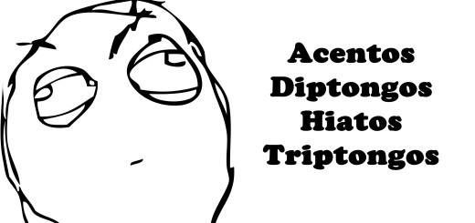 Ударение, дифтонги и трифтонги в испанском языке