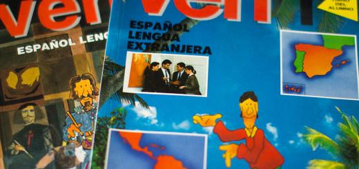 Аутентичные испанские учебники