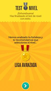 Spanish Challenge Screenshots