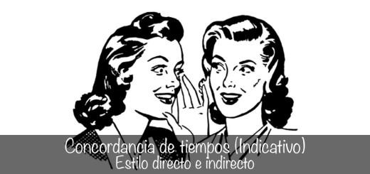 Согласование времен в испанском языке