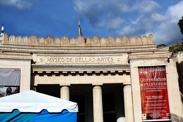 Caracas Museo de Bellas Artes