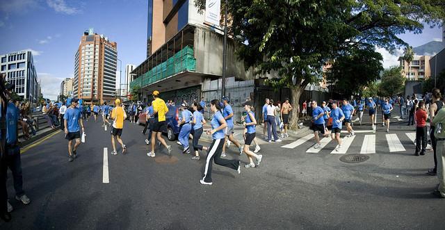 Забег Caracas 10K Nike