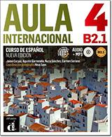 Difusión: Aula Int. 4 (Nueva Edición) Nivel  B2.1