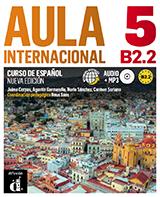 Difusión: Aula Int. 5 (Nueva Edición) Nivel  B2.2
