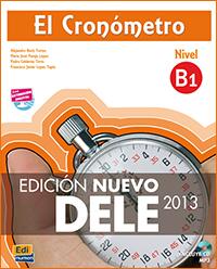 Edinumen: El Cronómetro (Manual de preparación del DELE) Nivel B1