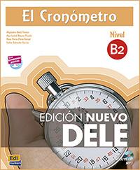 Edinumen: El Cronómetro (Manual de preparación del DELE) Nivel B2