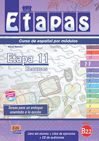 Edinumen: Etapas 11 (Nivel B2.2)