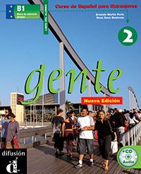 Difusión: Gente 2 (Nueva edición) Nivel B1
