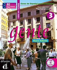 Difusión: Gente 3 (Nueva edición) Nivel B2
