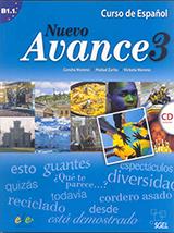 SGEL ELE: Nuevo Avance 3 (Nivel B1.1)