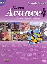 SGEL ELE: Nuevo Avance 4 (Nivel B1.2)