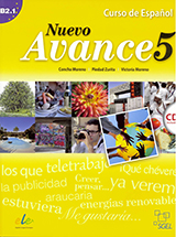 SGEL ELE: Nuevo Avance 5 (Nivel B2.1)