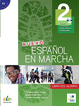 SGEL ELE: Nuevo Español en Marcha 2 (Nivel A2)