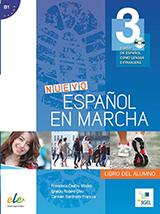 SGEL ELE: Nuevo Español en Marcha 3 (Nivel B1)