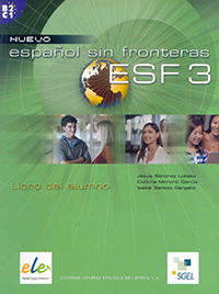 SGEL ELE: Nuevo Español sin Fronteras 1 (Nivel B2-C1)