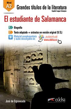 José de Espronceda «El estudiante de Salamanca» (Nivel A2)