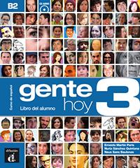 Difusión: Gente Hoy 3 (Nivel B2)