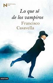 Nadal 2008: Francisco Casavella «Lo que sé de los vampiros»