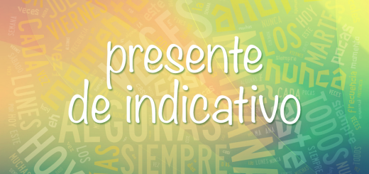 Образование и употребление Presente de Indicativo
